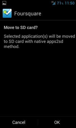 Cara Mudah Memindahkan Aplikasi Android ke SD Card Root