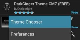 Cara Mengganti Themes di Android
