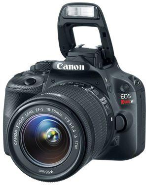 Kamera SLR Canon EOS 100D