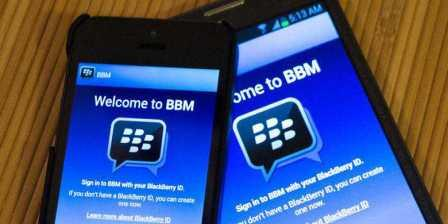 Cara Log Out BBM di Android