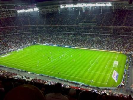 Stadion Terbesar di Dunia