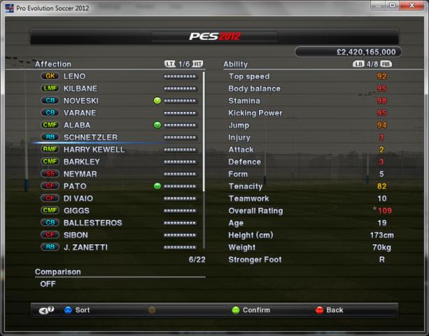 Master League PES 2012