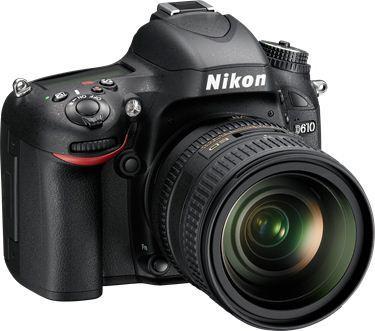 Kamera DSLR Nikon D610