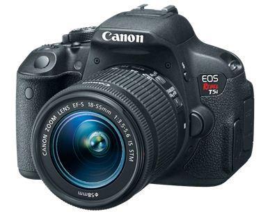Kamera SLR Canon EOS 700D
