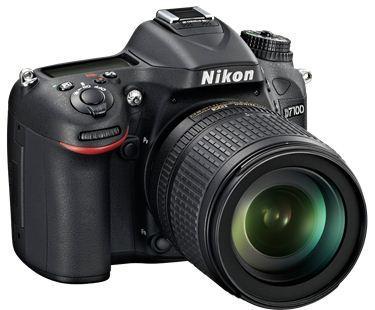 Kamera SLR Nikon D7100